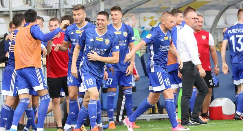 Piłka nożna, Miedź wraca Legnicy niedzielę Wigrami Suwałki - zdjęcie, fotografia