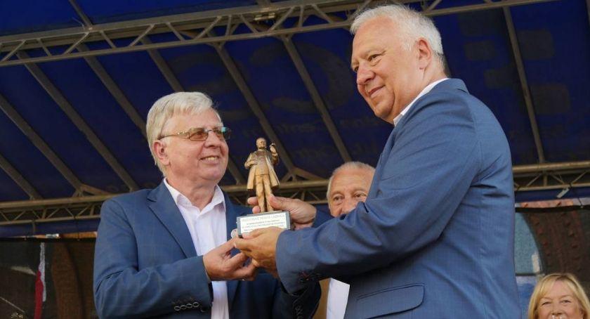 Wydarzenia, Prezydent Krzakowski zasłużony pszczelarstwa Gratulujemy! - zdjęcie, fotografia