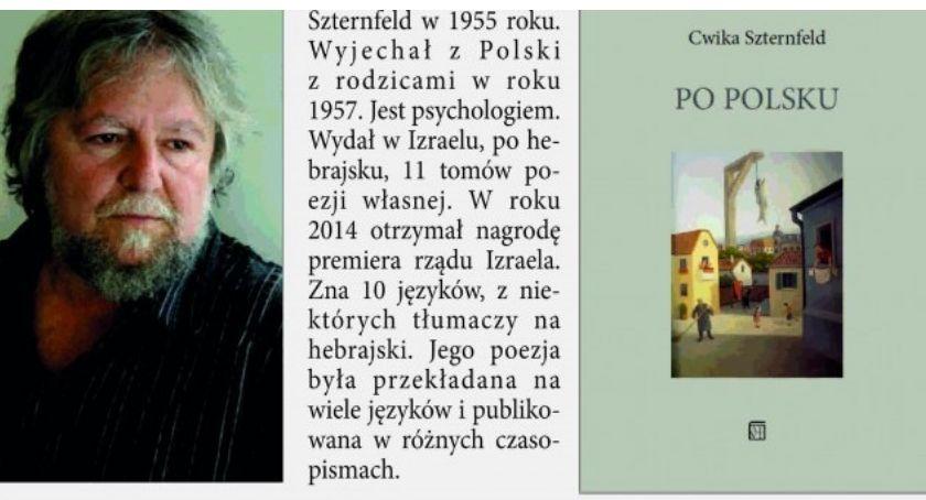 Książki i publikacje, Legnicy przyjedzie Cwika Szternfeld matka uczyła - zdjęcie, fotografia
