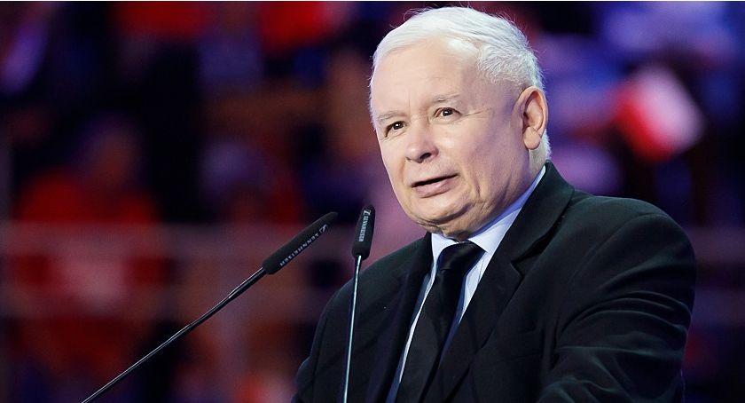 Wydarzenia, Kaczyński przyjedzie spotka wyłącznie działaczami - zdjęcie, fotografia