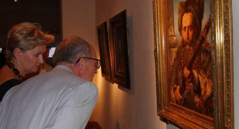 Muzeum Miedzi, Obrazy mistrza Matejki zawisły legnickim muzeum [FOTO] - zdjęcie, fotografia