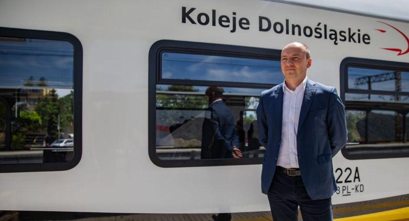 Wydarzenia, Kandydat senatora postuluje bezpłatną kolej całej Polsce! - zdjęcie, fotografia