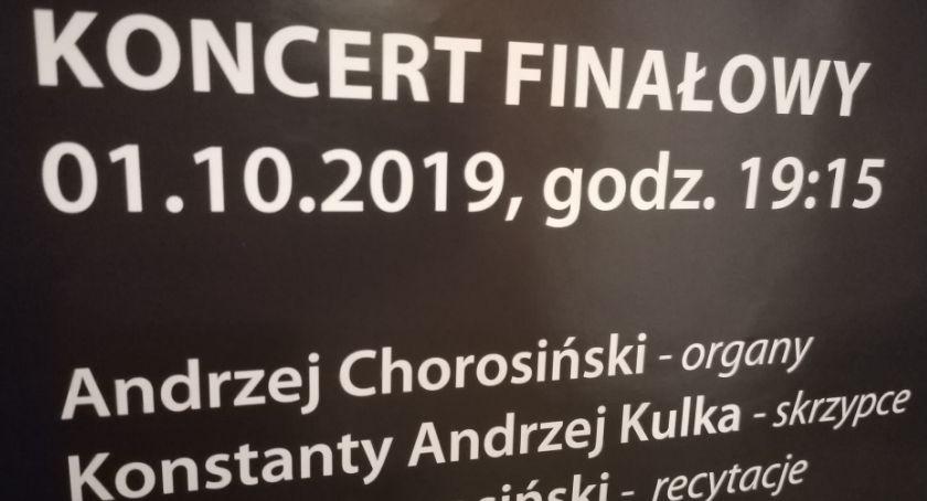 LCK, Legnickie Wieczory Organowe zaprasza ostatni koncert - zdjęcie, fotografia