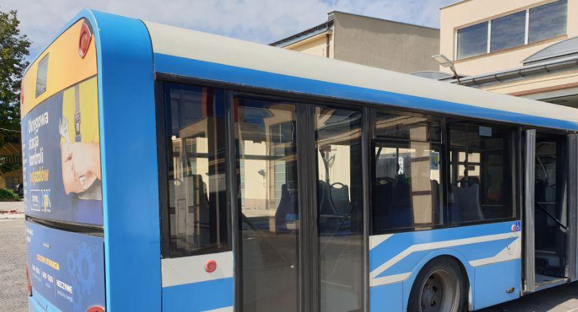 Komunikacja, Legnica Spotted października zmiany rozkładzie jazdy - zdjęcie, fotografia