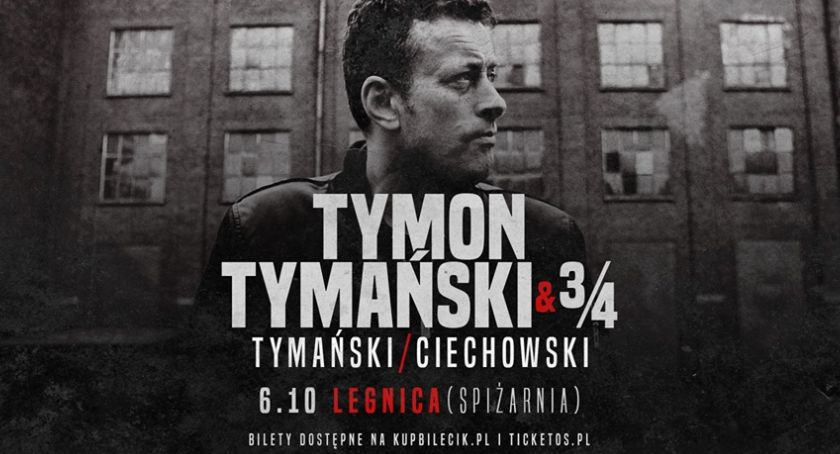 Muzyka Koncerty, Koncert Tymański/Ciechowski Sytuacje Republiki konkurs biletami! - zdjęcie, fotografia