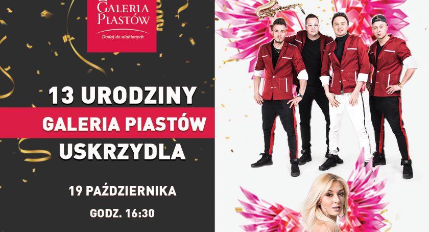 Galeria Piastów, Koncerty ogniste prezentów huczne urodziny Galerii Piastów! - zdjęcie, fotografia