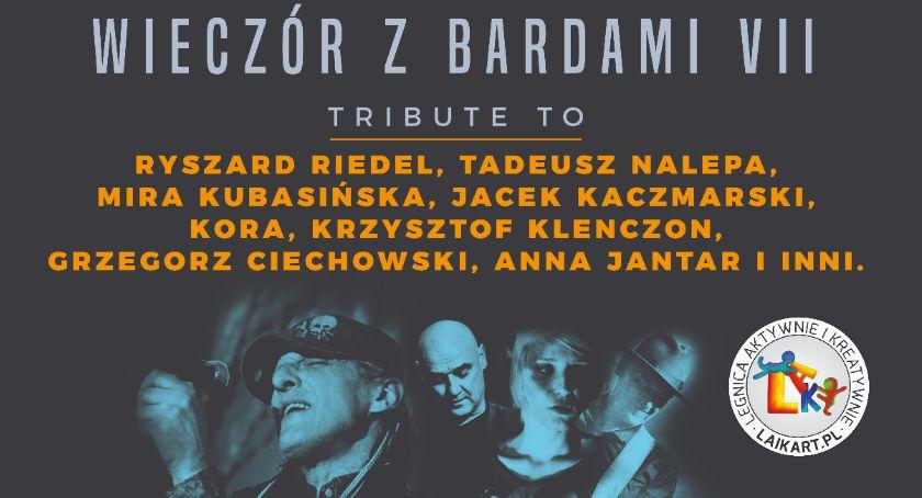 Muzyka Koncerty, Wieczór Bardami wokalistą Dżemu (Dewódzkim) tribute Breakout - zdjęcie, fotografia