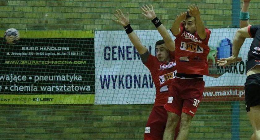 Piłka Ręczna, Siódemka Miedź poszuka punktów wyjątkowo niegościnnej Łodzi - zdjęcie, fotografia