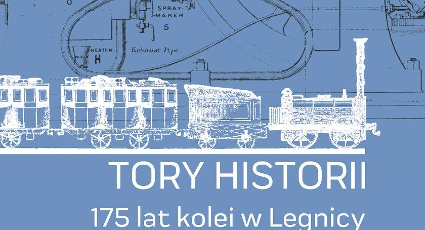 Muzeum Miedzi, Muzeum zaprasza miłośników kolei wystawę spacer historyczny - zdjęcie, fotografia