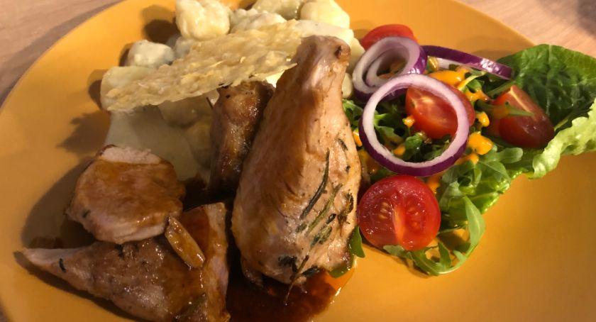 Po godzinach, lunch czyli nowość BISTRO N°22 Legnicy - zdjęcie, fotografia