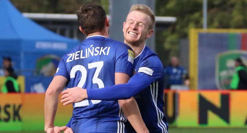 Piłka nożna, wtorek Miedź pozna kolejnego rywala Pucharze Polski - zdjęcie, fotografia