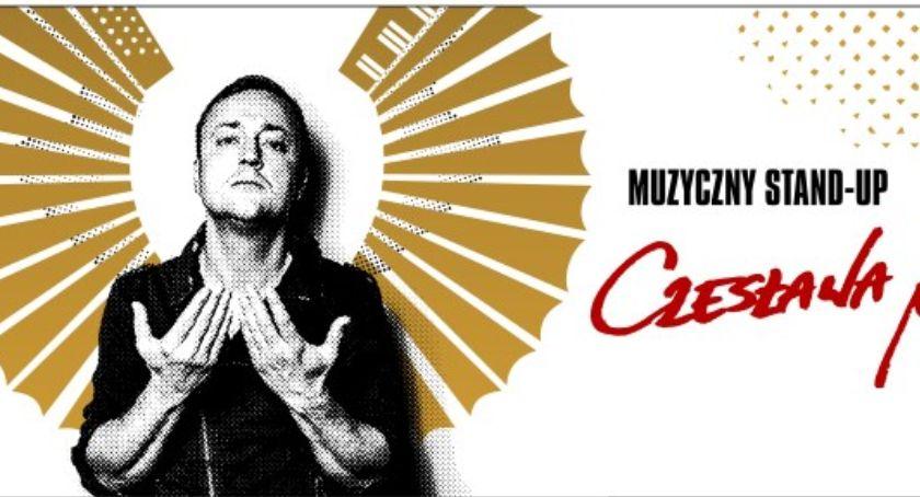 Muzyka Koncerty, Muzyczny stand Czesława Mozila niedzielę bilety! - zdjęcie, fotografia