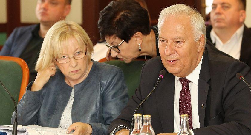 Wydarzenia, Prezydent Krzakowski zastępcy zagranicznych delegacjach - zdjęcie, fotografia