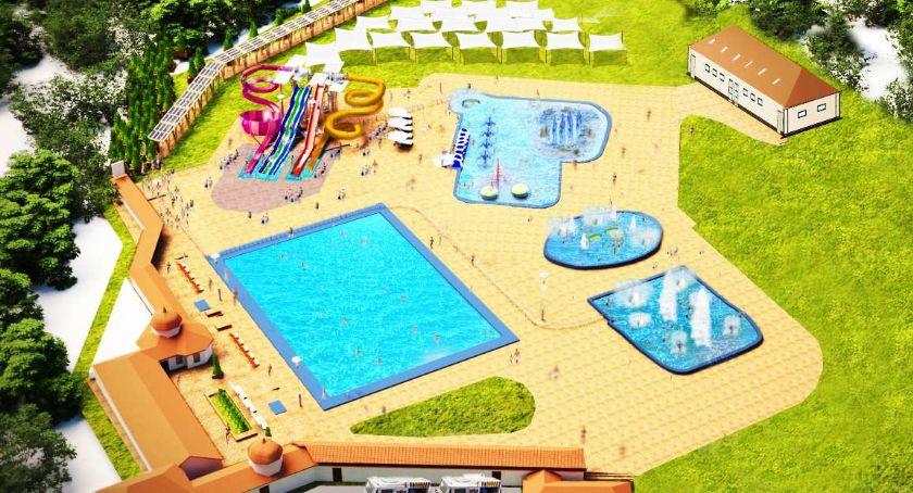 Wydarzenia, Wiadomo wybuduje letni wodny AquaFun Stromej - zdjęcie, fotografia