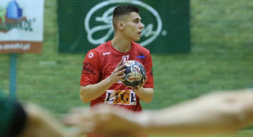 Piłka Ręczna, Trenerzy Siódemki Miedź Legnica Śląska Forzy Wrocław derbach [WIDEO] - zdjęcie, fotografia