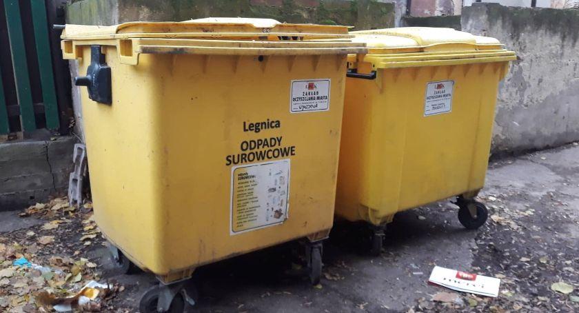 Wydarzenia, nowego podwyżka opłaty wywóz śmieci Legnicy - zdjęcie, fotografia