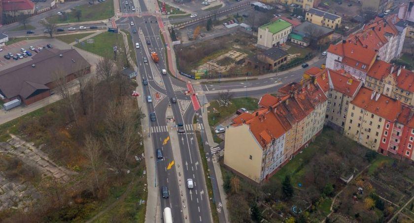 Wydarzenia, Dobra wiadomość kierowców Ulica Leszczyńska przejezdna - zdjęcie, fotografia
