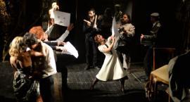 Z Gruzinami o teatrze oraz o ich kraju w Art Cafe Modjeska