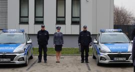 Dzielnicowi z Legnicy i Chojnowa dostali na gwiazdkę nowy radiowóz
