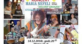 Legendy na scenie, czyli Maria Nefeli i Zielony Groszek zagrają w Spiżarni