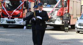 Strażacy z Legnicy mają wozy bojowe, jak spod igły