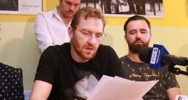 Kandydaci na prezydenta Legnicy odpowiadają aktorom