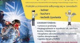 Płatne praktyki szkolne z hotelarstwa i gastronomii w Austrii