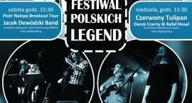 Zanamy gwiazdy Festiwalu Polskich Legend: Piotr Nalepa i Breakout, Jacek Dewódzki (m.in. Dżem), Czer