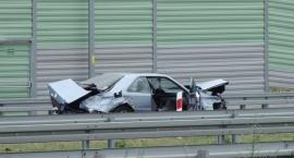 Pierwszy, poważny wypadek na S3