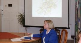 Koncepcja przebiegu tras rowerowych i plan wyłączenia centrum z ruchu samochodowego