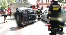 Wypadek na Chojnowskiej