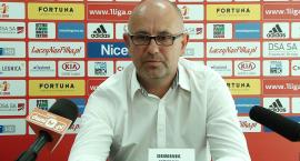 Dominik Nowak na ławce trenerskiej Miedzi w przyszłym sezonie