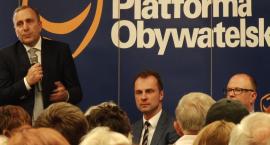 Przewodniczący Platformy Obywatelskiej prowadzł w Legnicy rozmowy na temat programu wyborczego