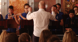 Niepełnosprawni mogą nauczyć się gry na instrumentach