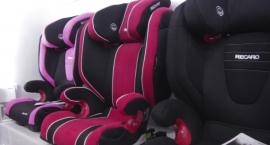 Zadbaj o dziecko w czasie podróży - foteliki