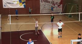 Gruszka Cup w hali Zespołu Szkół Integracyjnych