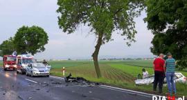 [JAWOR] Poważny wypadek na trasie do Legnicy – foto