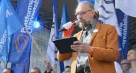 Lider Kodu przyjedzie do Legnicy obejrzeć Hymn narodowy