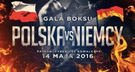 GALA BOKSU POLSKA vs Niemcy