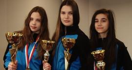 Zawodnicy legnickiego Klubu Taekwon-do  z medalami