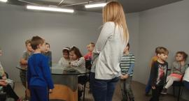Dzieci z Miejskiego Przedszkola nr  1 odwiedziły naszą telewizję