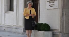 Senator Czudowska: Musieliśmy nacisnąć pedał gazu