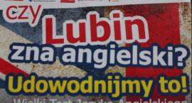 Czy Lubin zna angielski?
