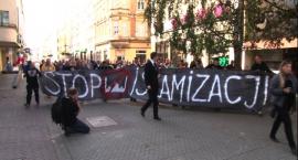 Manifestacja przeciw imigrantom w świetle prawa