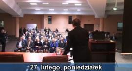 Teledziennik, 27-02-2012