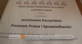 Kaczyński w sobotę odwiedzi Legnicę