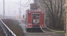 Podpalenie na Wrocławskiej?