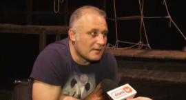 """Bluszcz w roli """"Otella"""" zagrał dla legniczan"""