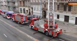 Pożar przy Piastowskiej
