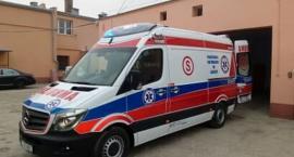 Pogotowie Ratunkowe w Legnicy ma ambulans, jak spod igły
